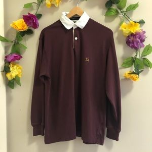 Tommy Hilfiger Rugby Style Long Sleeved Shirt